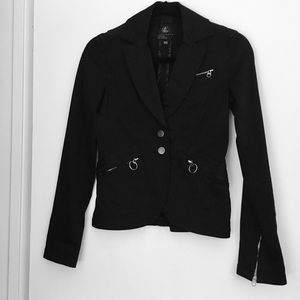 Sanctuary Black Blazer